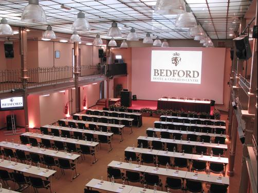 Bedford Hotel & Congress Centre - Bruxelles - Hall