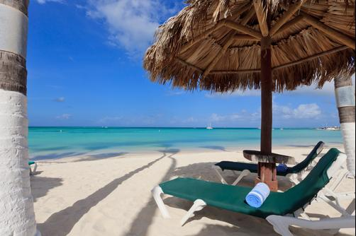 Holiday Inn Resort Aruba-Beach Resort & Casino - Oranjestad - Plage