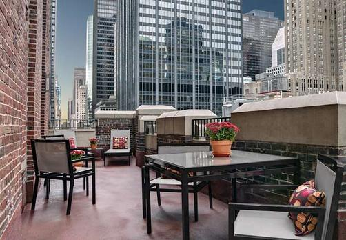 The Lexington New York City Autograph Collection - New York - Patio