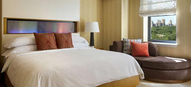 JW Marriott Essex House New York - New York - Chambre