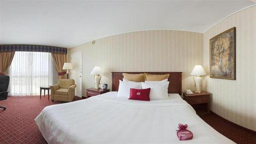 Clarion Hotel Empire Meadowlands Hotel - Secaucus - Chambre