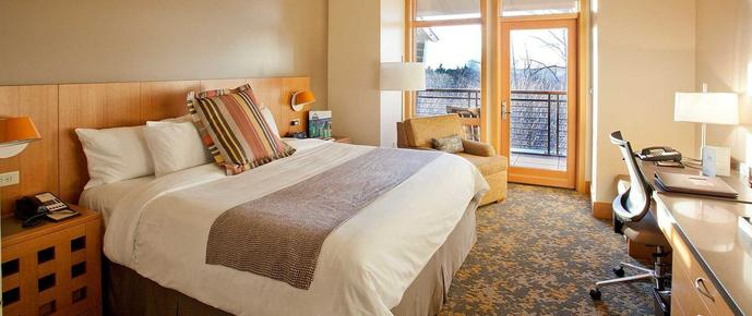 Cedarbrook Lodge - SeaTac - Chambre