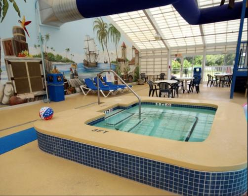 Francis Scott Key Family Resort - Ocean City - Piscine
