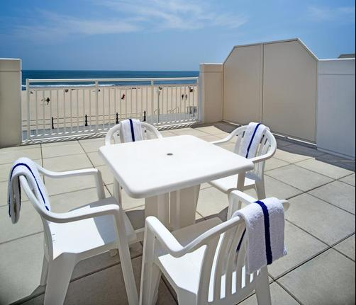 SpringHill Suites by Marriott Virginia Beach Oceanfront - Virginia Beach - Balcon