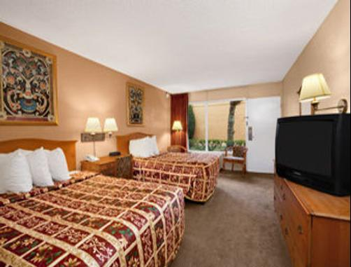 Days Inn Orlando Downtown - Orlando - Chambre