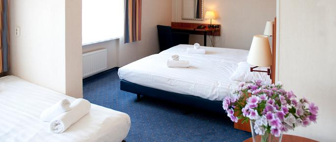 New West Inn Amsterdam - Amsterdam - Chambre