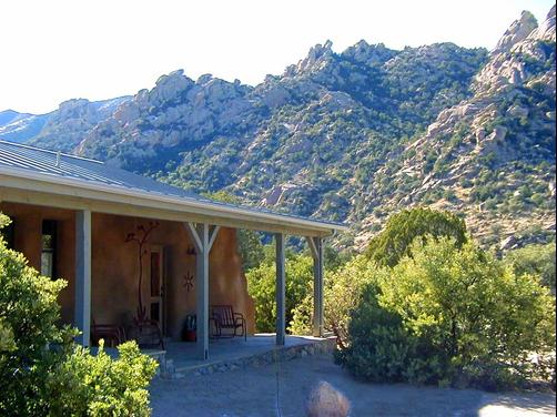 Cochise Stronghold, A Canyon Nature Retreat - Pearce - Extérieur