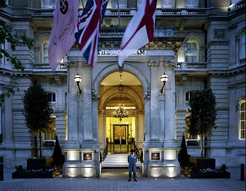 The Langham London - Londres - Restaurant
