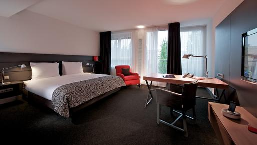 Madison Hotel Hamburg - Hambourg - Chambre double