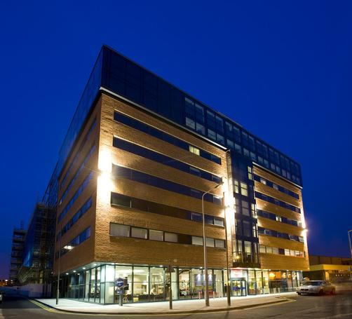 Hampton by Hilton Liverpool City Centre Hotel - Liverpool - Extérieur