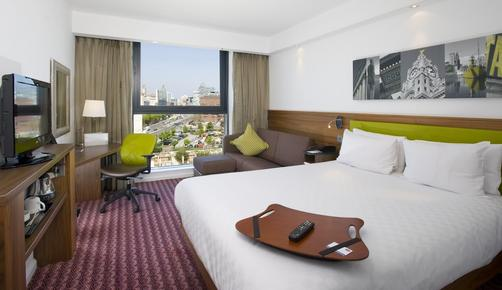 Hampton by Hilton Liverpool City Centre Hotel - Liverpool - Chambre
