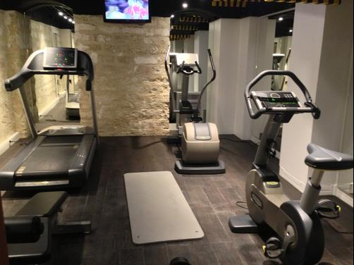 Saint James Albany Paris Hotel Spa - Paris - Salle de sport