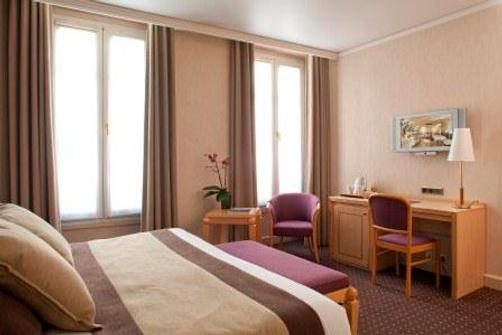 Duminy Vendome - Paris - Chambre