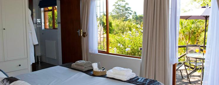 Hottentots Mountain View Guest House - Somerset West - Chambre