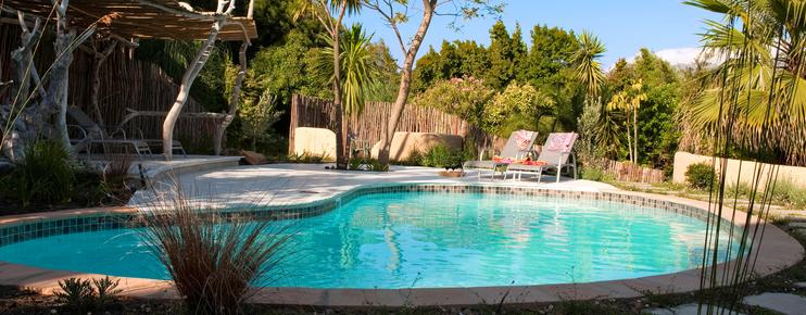 Hottentots Mountain View Guest House - Somerset West - Piscine