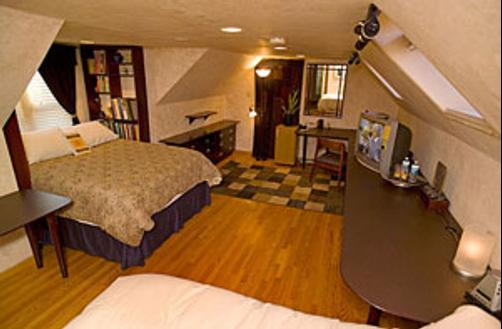 Ray's Bucktown Bed and Breakfast - Chicago - Chambre