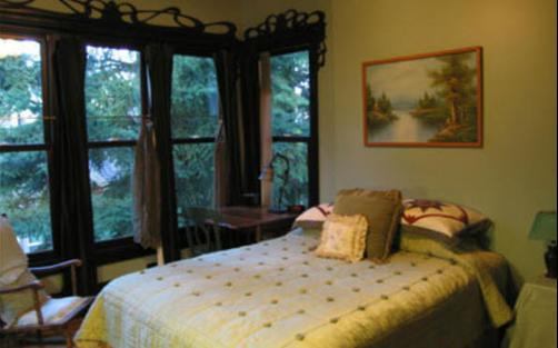 Bellaterra Bed and Breakfast - Portland - Chambre