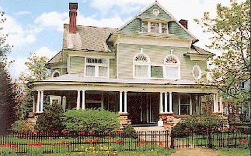 Greenhouse Bed & Breakfast - Chillicothe - Bâtiment