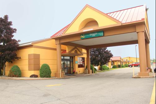 Quality Inn Airport - Buffalo - Bâtiment