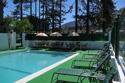 Big Pines Mountain House - South Lake Tahoe - Piscine