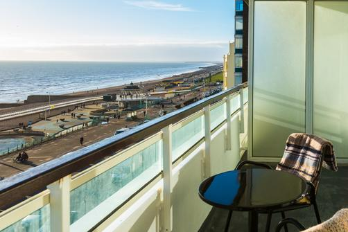 Holiday Inn Brighton - Seafront - Brighton - Balcon