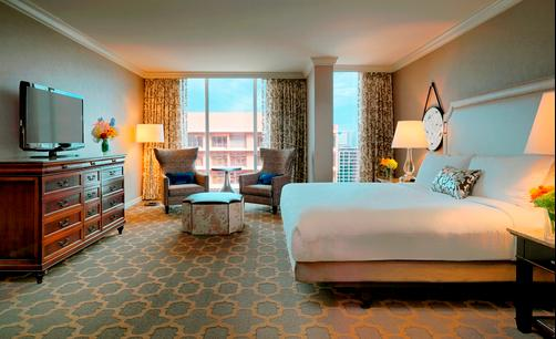 The Fairmont Dallas - Dallas - Chambre