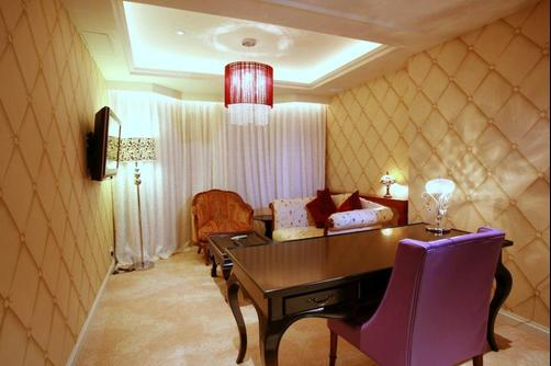The Luxe Manor - Kowloon - Salon