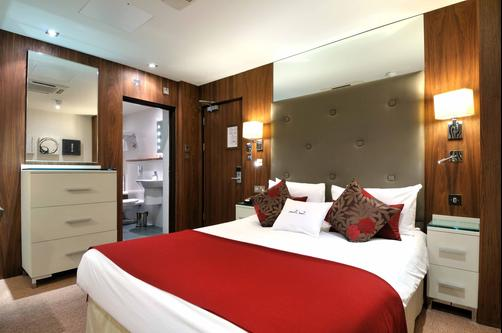 DoubleTree by Hilton Hotel London - West End - Londres - Chambre