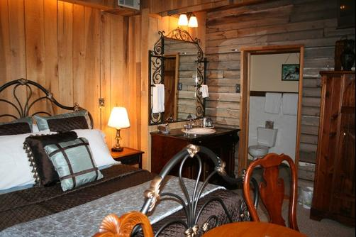 The Olde Mill Inn Bed and Breakfast - Cumberland Gap - Chambre