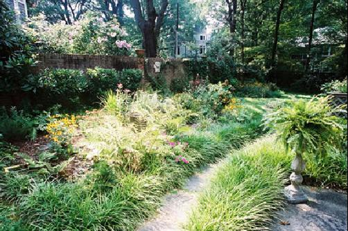 Inman Park Bed & Breakfast - Atlanta - Patio