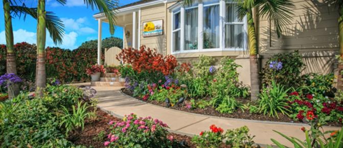 Beach Hut Bed & Breakfast - San Diego - Bâtiment
