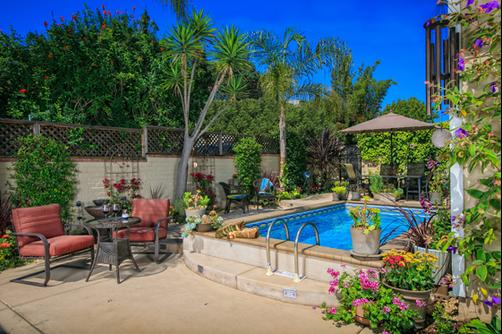 Beach Hut Bed & Breakfast - San Diego - Piscine