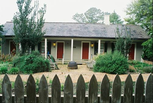 Cook's Cottage at Rip Van Winkle Gardens - New Iberia - Bâtiment