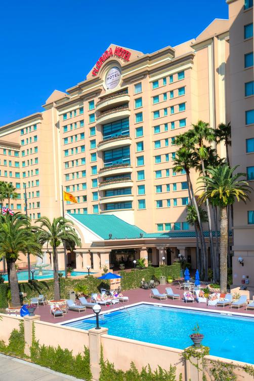 The Florida Hotel and Conference Center - Orlando - Piscine