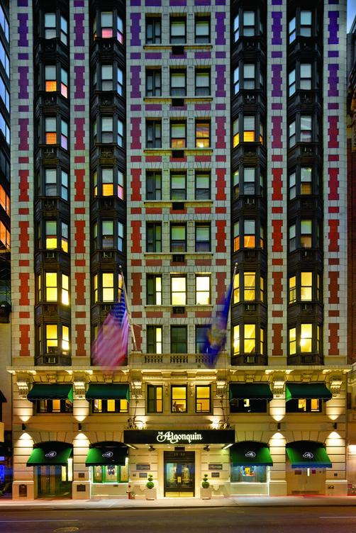 The Algonquin Hotel Times Square Autograph Collection - New York - Bâtiment