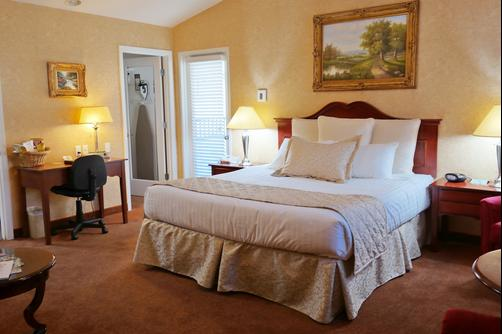 Grass Valley Courtyard Suites - Grass Valley - Chambre