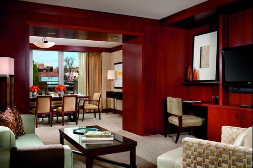 The Ritz-Carlton Georgetown - Washington - Chambre