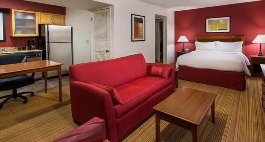 Residence Inn by Marriott Las Vegas Convention Center - Las Vegas - Chambre