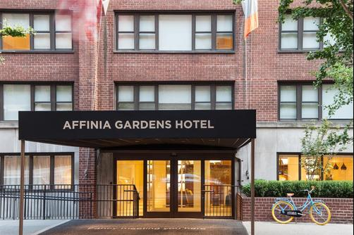 Gardens NYC-an Affinia hotel - New York - Bâtiment