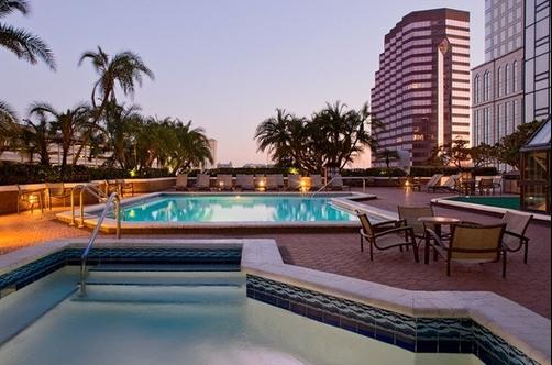 Hilton Tampa Downtown - Tampa - Piscine