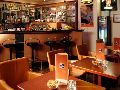 InterCityHotel Frankfurt - Francfort - Bar
