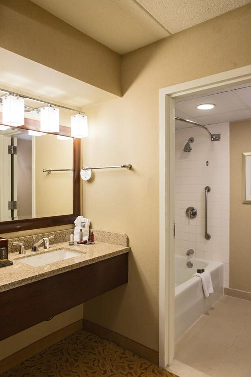Washington Dulles Airport Marriott - Sterling - Chambre