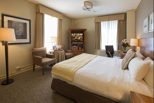 Executive Hotel Pacific - Seattle - Chambre