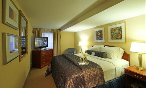 Brookshire Suites - Baltimore - Chambre