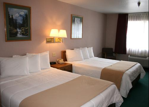 Allington Inn and Suites - South Fork - Chambre supérieure Queen-size