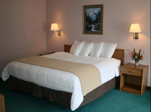 Allington Inn and Suites - South Fork - Chambre supérieure King-size