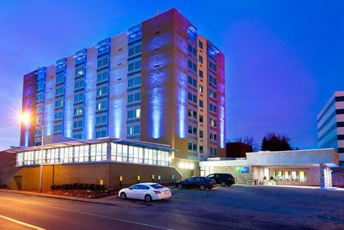 Holiday Inn Express & Suites Pittsburgh West - Greentree - Pittsburgh - Bâtiment