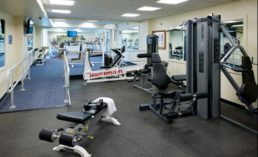 Holiday Inn Express & Suites Pittsburgh West - Greentree - Pittsburgh - Salle de sport
