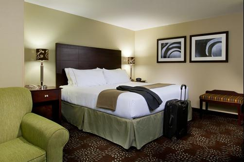 Holiday Inn Express & Suites Pittsburgh West - Greentree - Pittsburgh - Chambre supérieure King-size