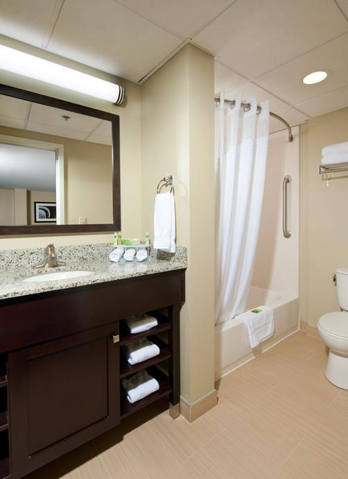 Holiday Inn Express & Suites Pittsburgh West - Greentree - Pittsburgh - Salle de bain